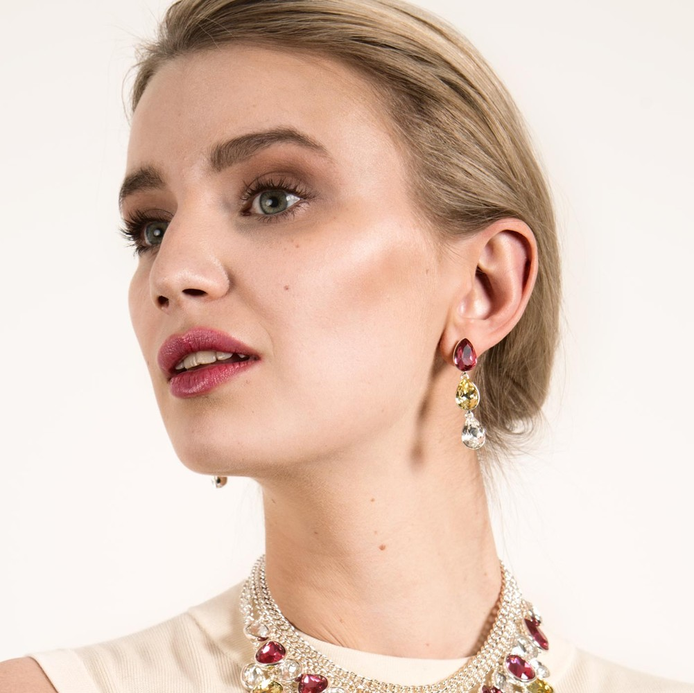 Elwa Long Earring