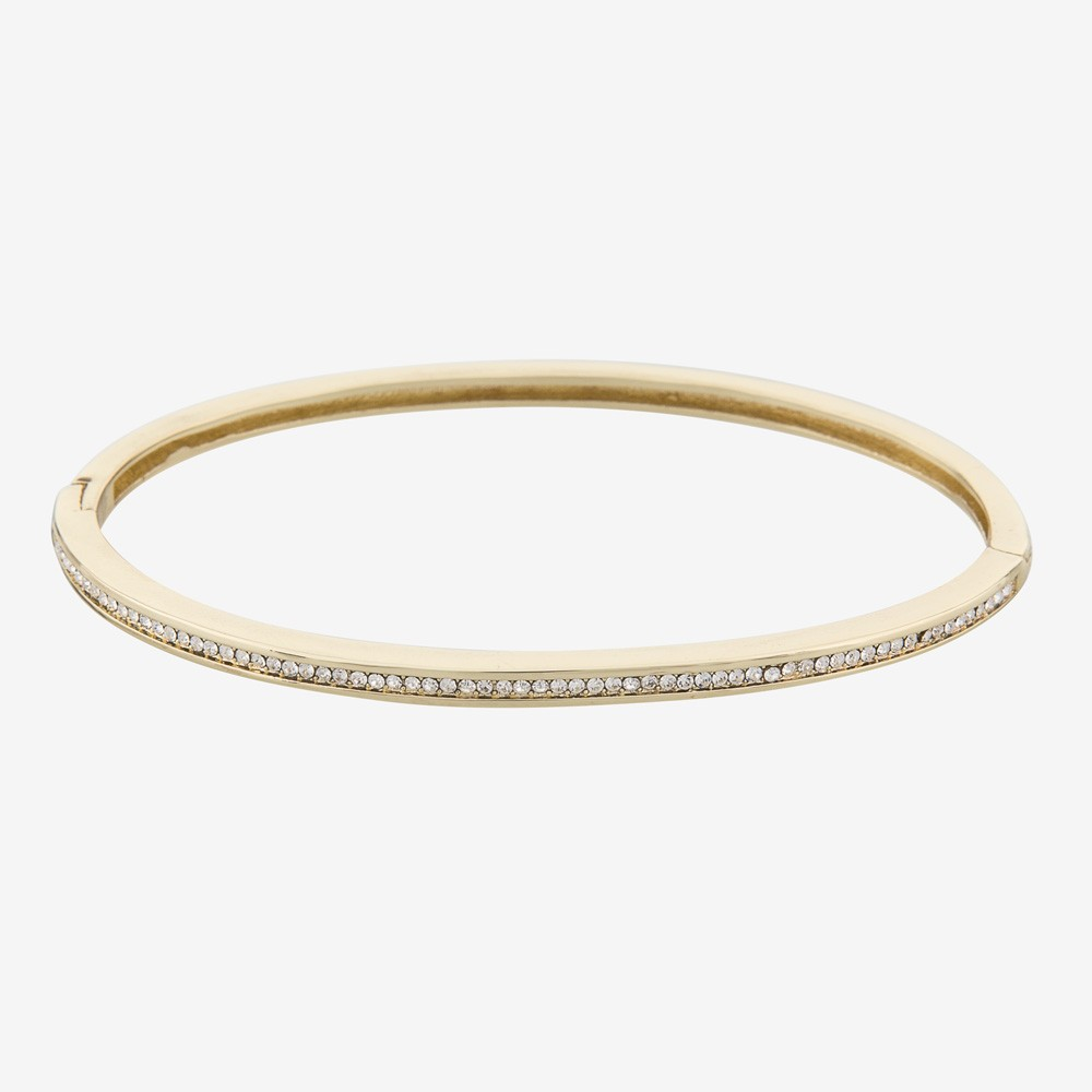Vertical Oval Bracelet