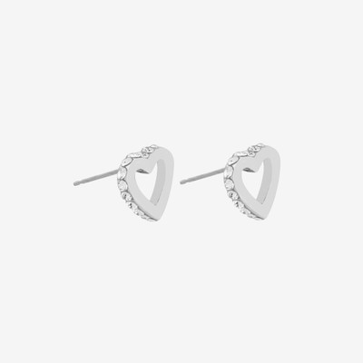 Connected Earring Heart