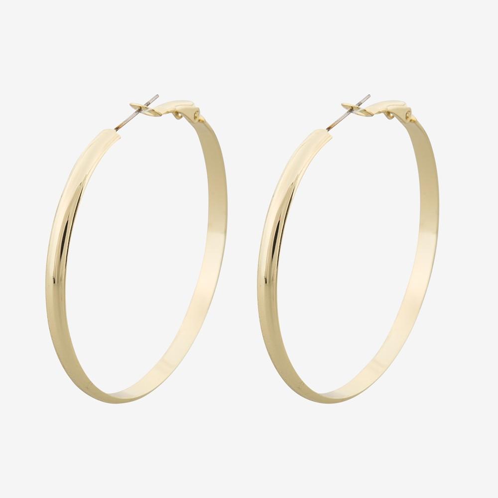 Lane Big Ring Earring