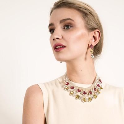 Elwa Charm Necklace