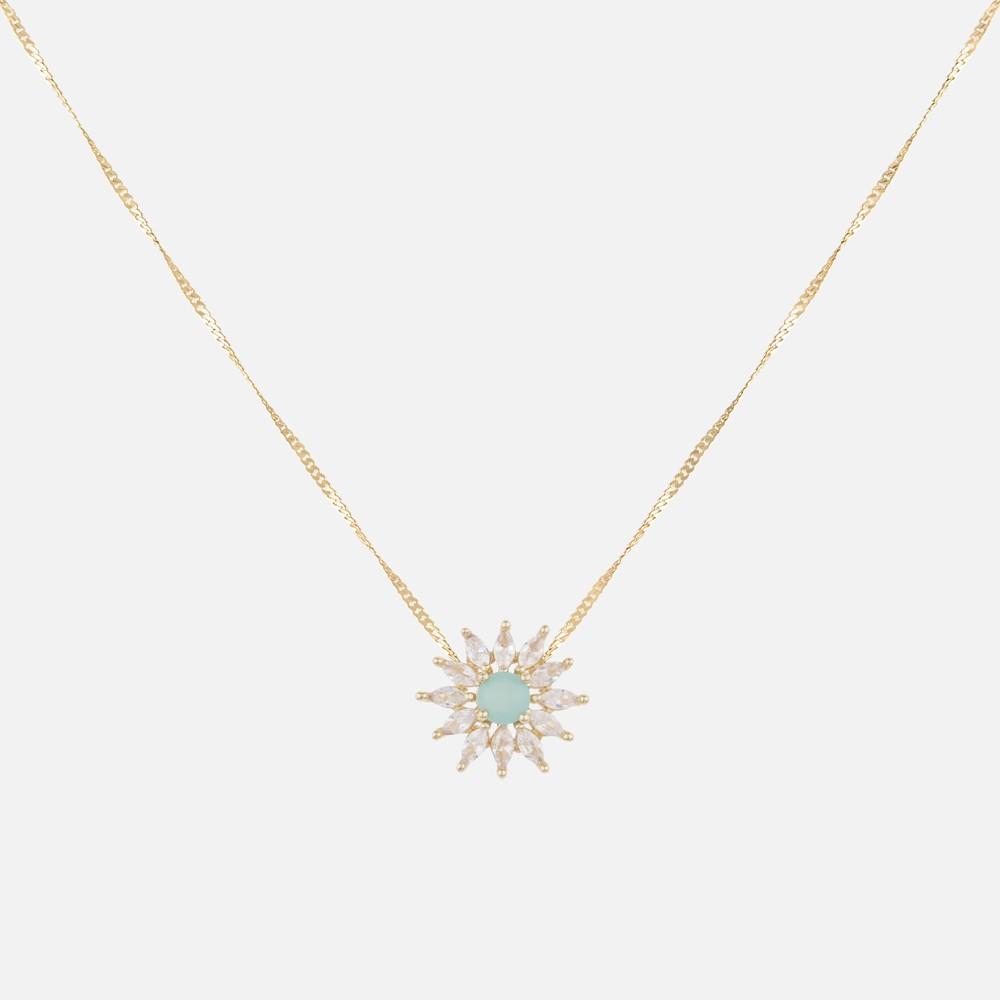 Judith Pendant Stone Necklace