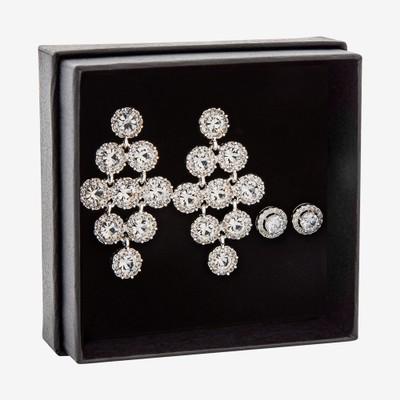 Gift Box Bling Earring