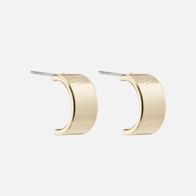 Alea Small Oval Earring