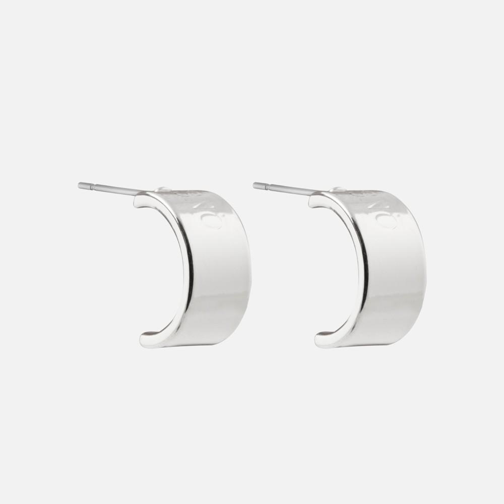 Alea Small Oval Earring