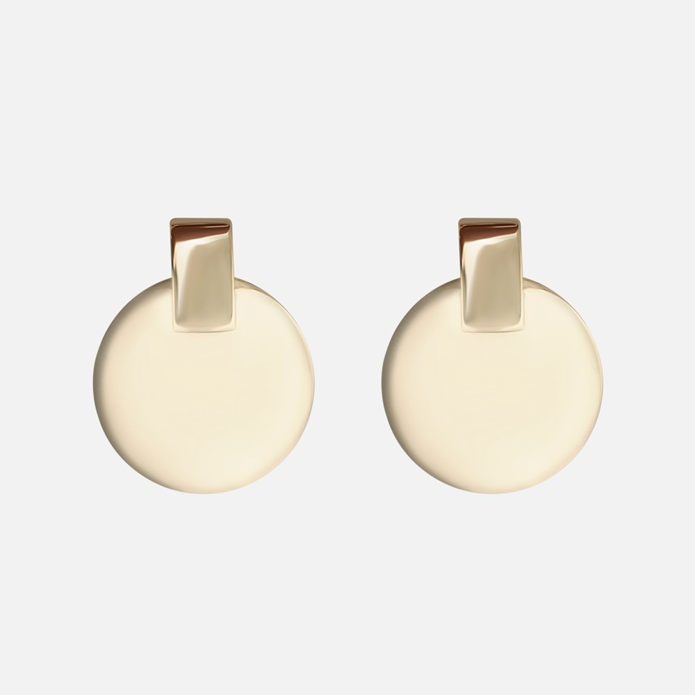 Carrie Small Pendant Earring