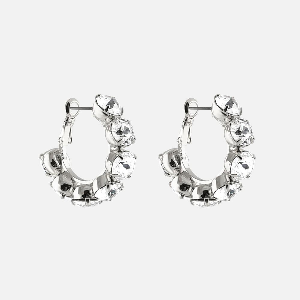 Key Ring Earring