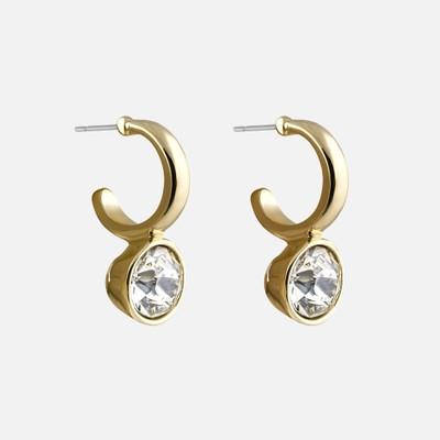 Key Short Earring