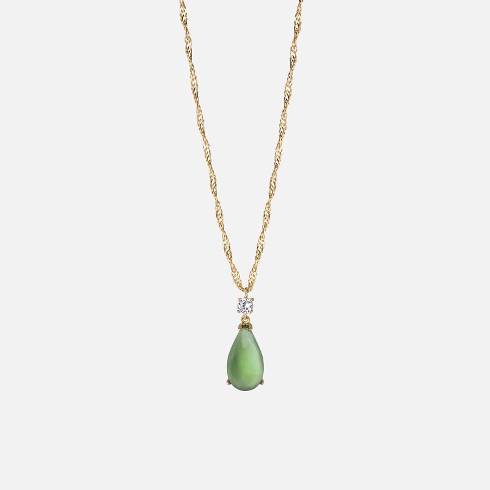 Oscar Pendant Necklace