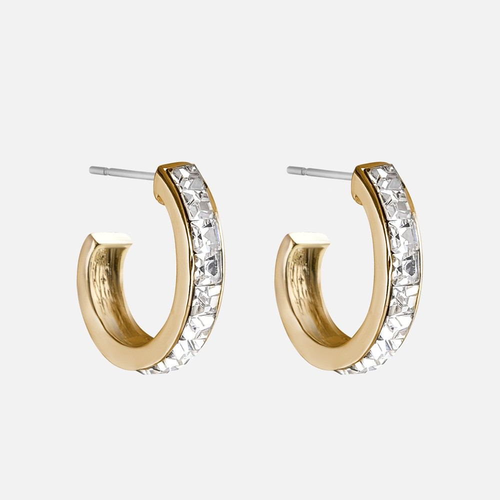 Trio Ring Earring