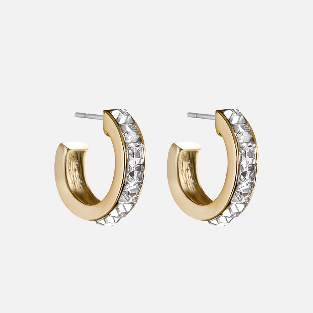 Trio Small Ring Earring