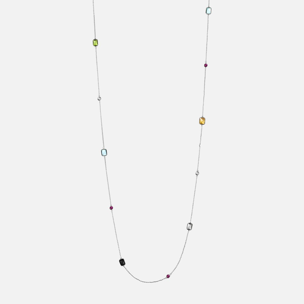 Twice Chain Necklace