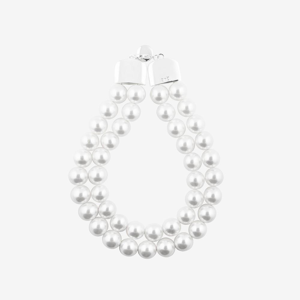 Megan Big Double Necklace