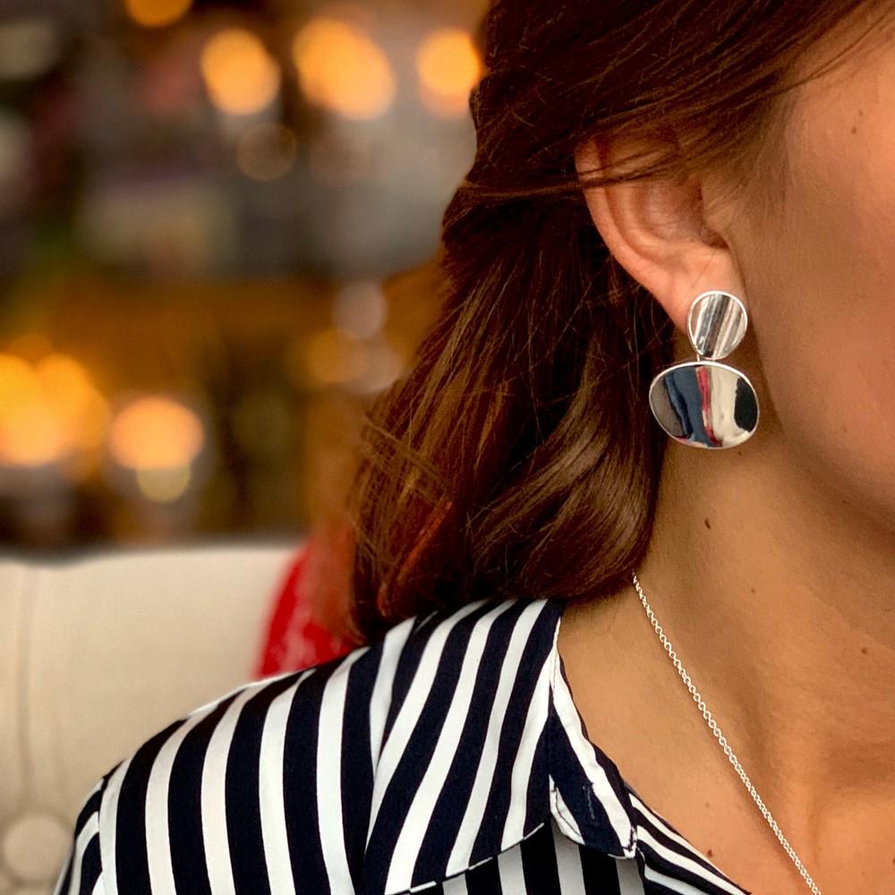 Avery Pendant Earring