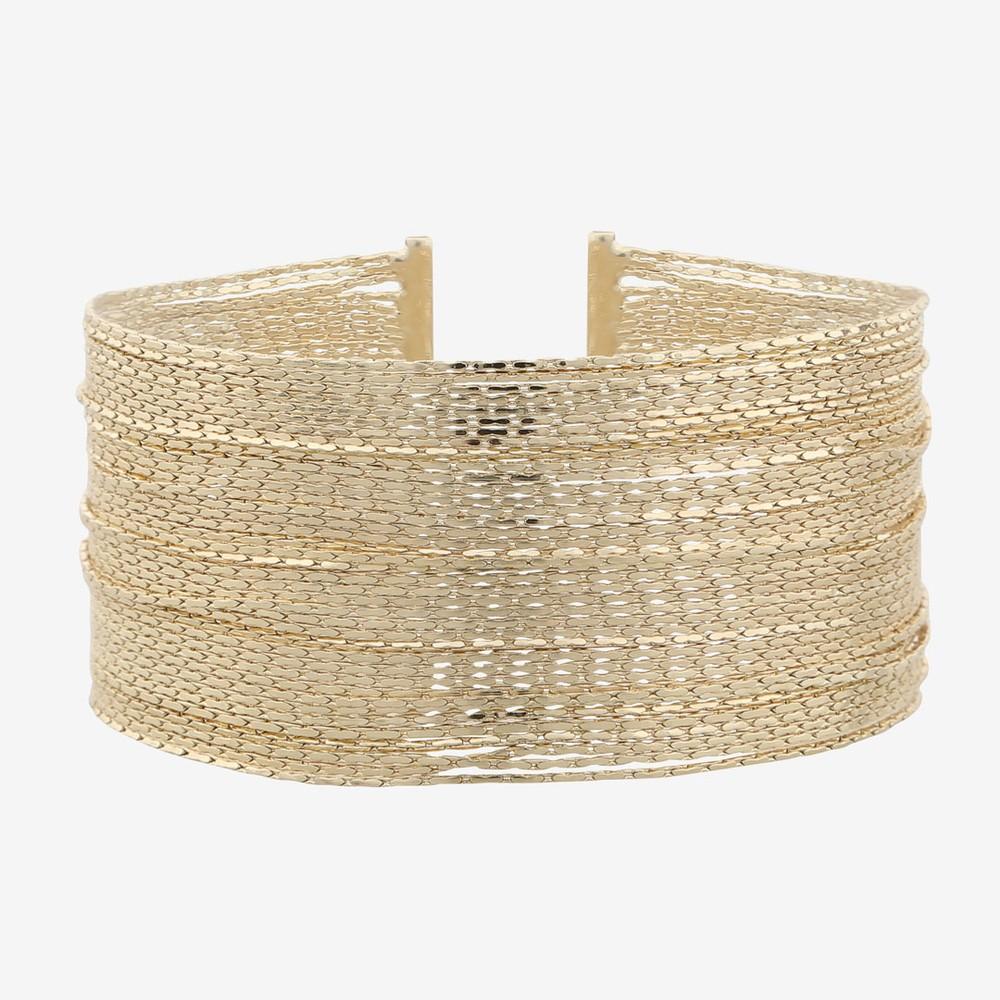 Capella Big Bracelet Multistring
