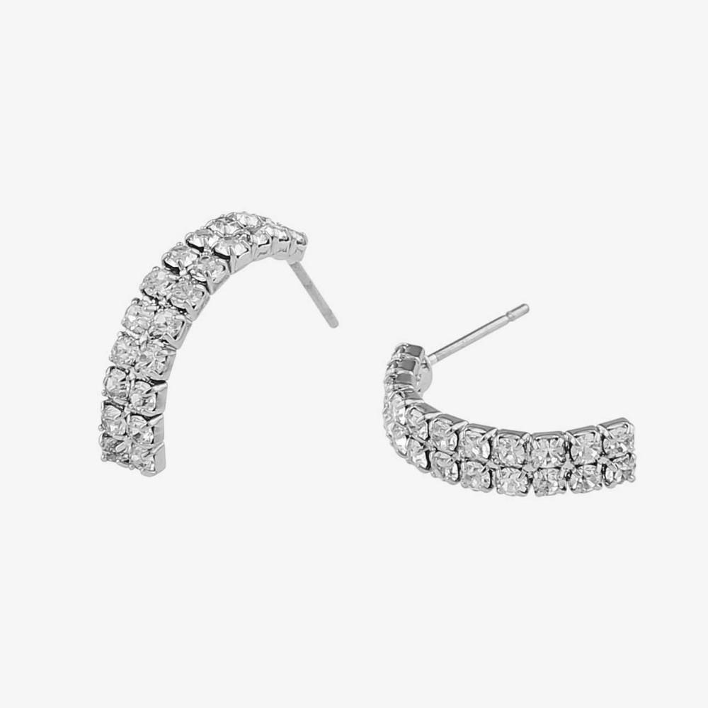 Chloé Oval Earring