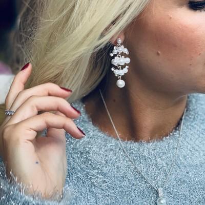 Chloé Pendant Earring