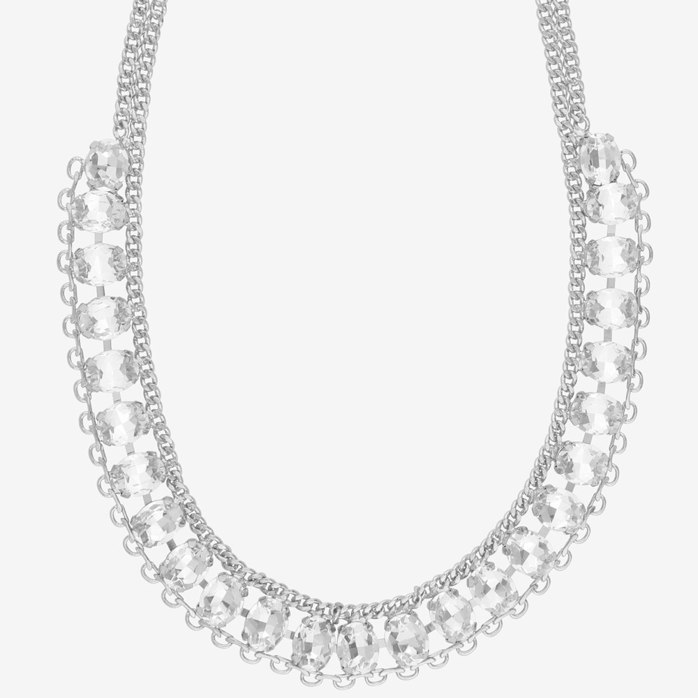 Chloé Strass Necklace