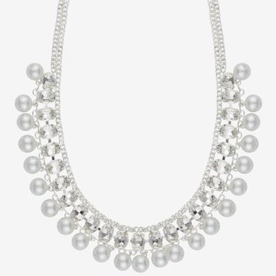 Chloé Big Strass Necklace