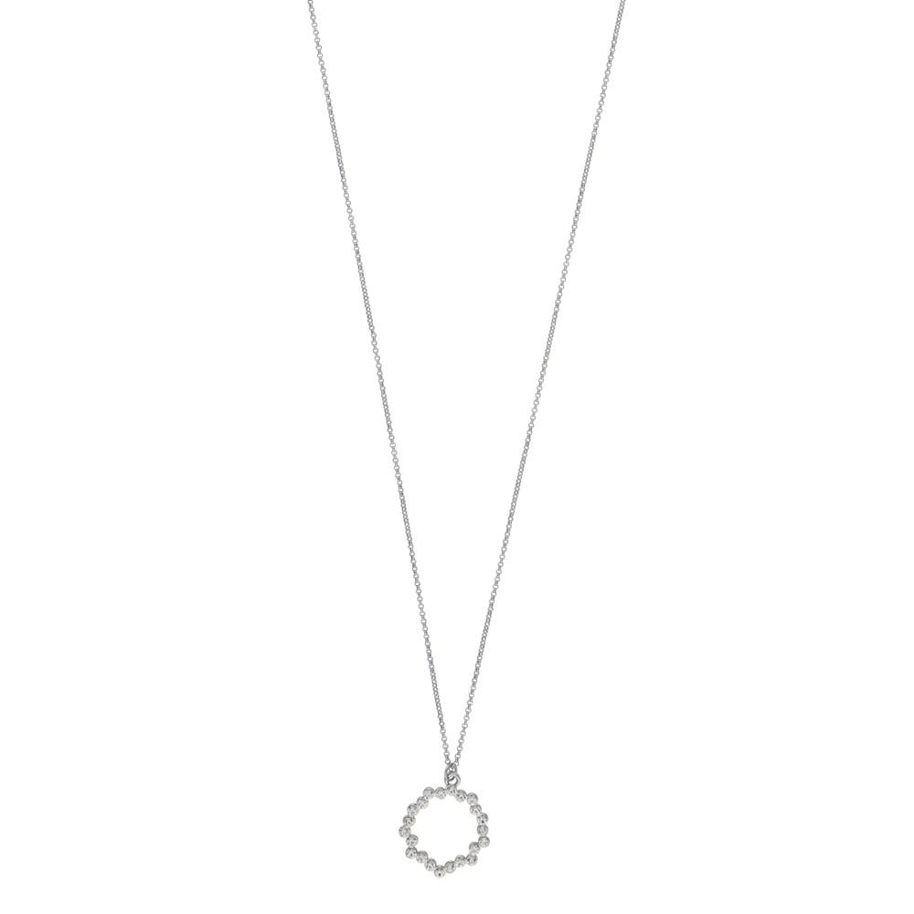 Kairo Round Pendant Necklace