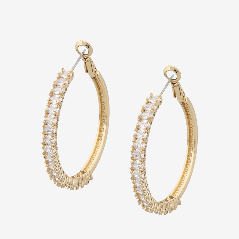 Kathy Big Ring Earring