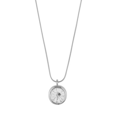 Keira Pendant neck 42 s/clear