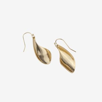 Layer Pendant Earring