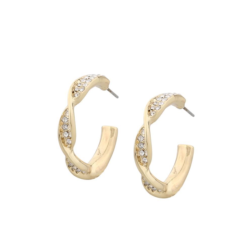 Leonie Oval Earring