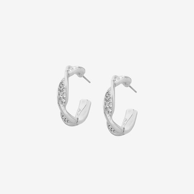 Leonie Small Oval Earring