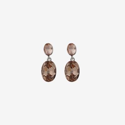 Novalie Oval Pendant Earring