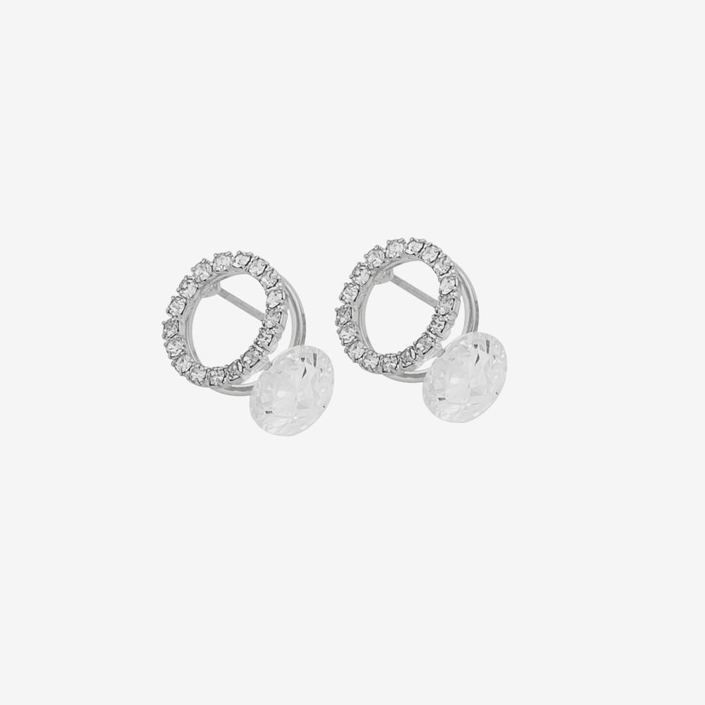 Cara Ring Stone Earring
