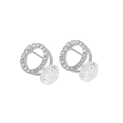 Cara Ring Stone Earring