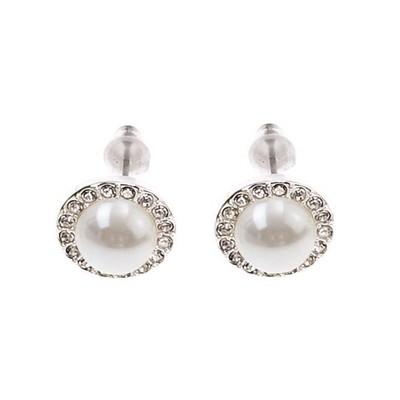 Carla Small Pearl Earring