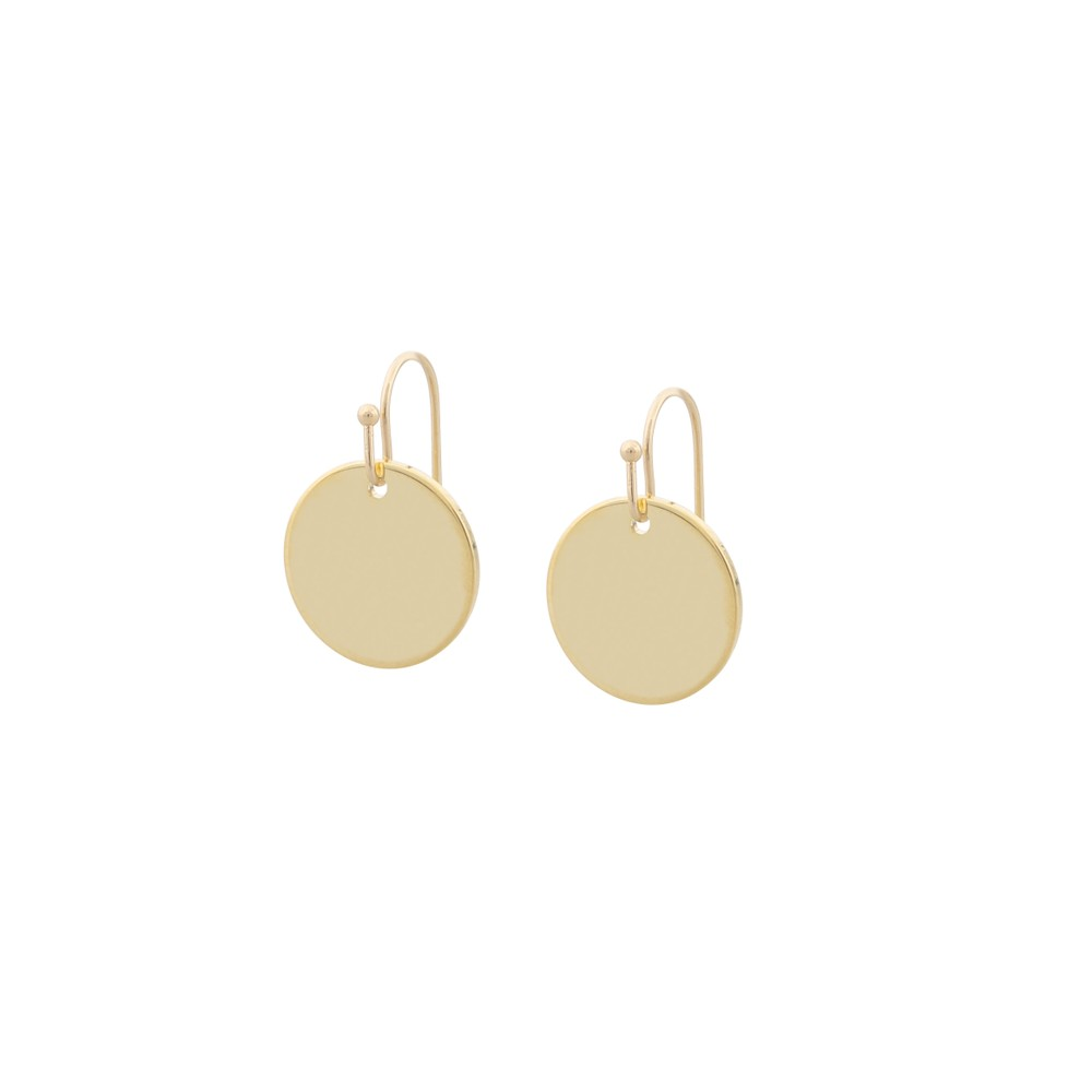 Emily Small Pendant Earring