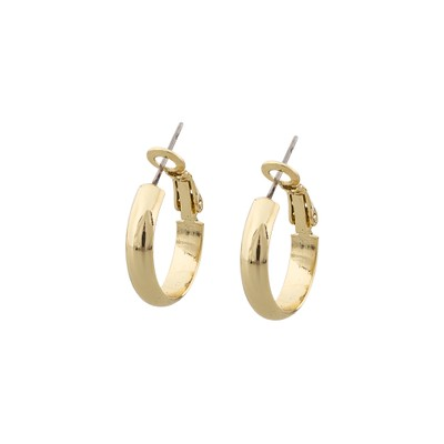 Donna Small Ring Earring