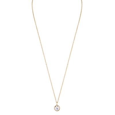 Caroline Small Pendant Necklace