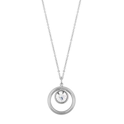 Caroline Globe Pendant Necklace