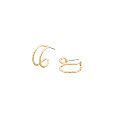 Caroline Small Oval Earring