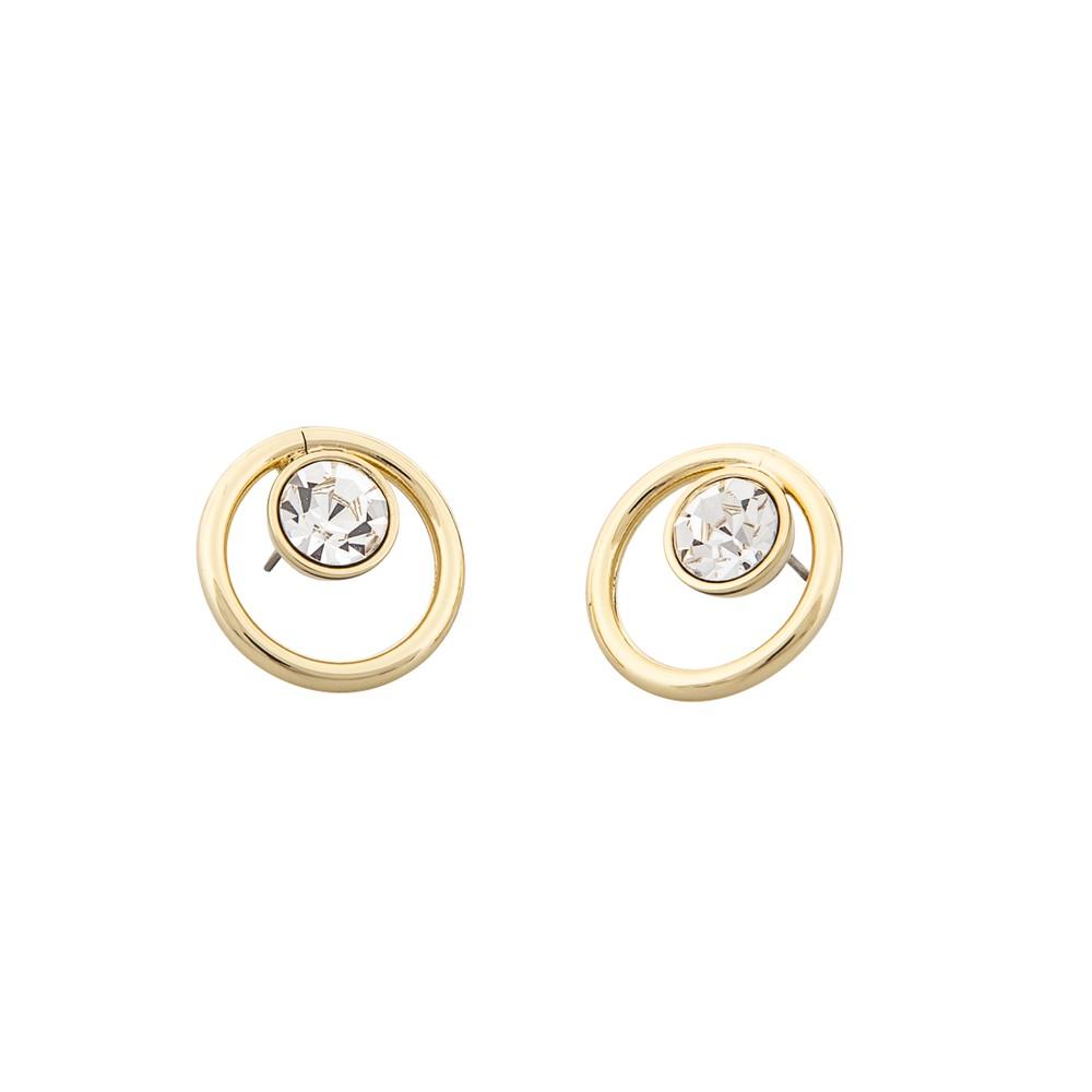 Caroline Globe Earring