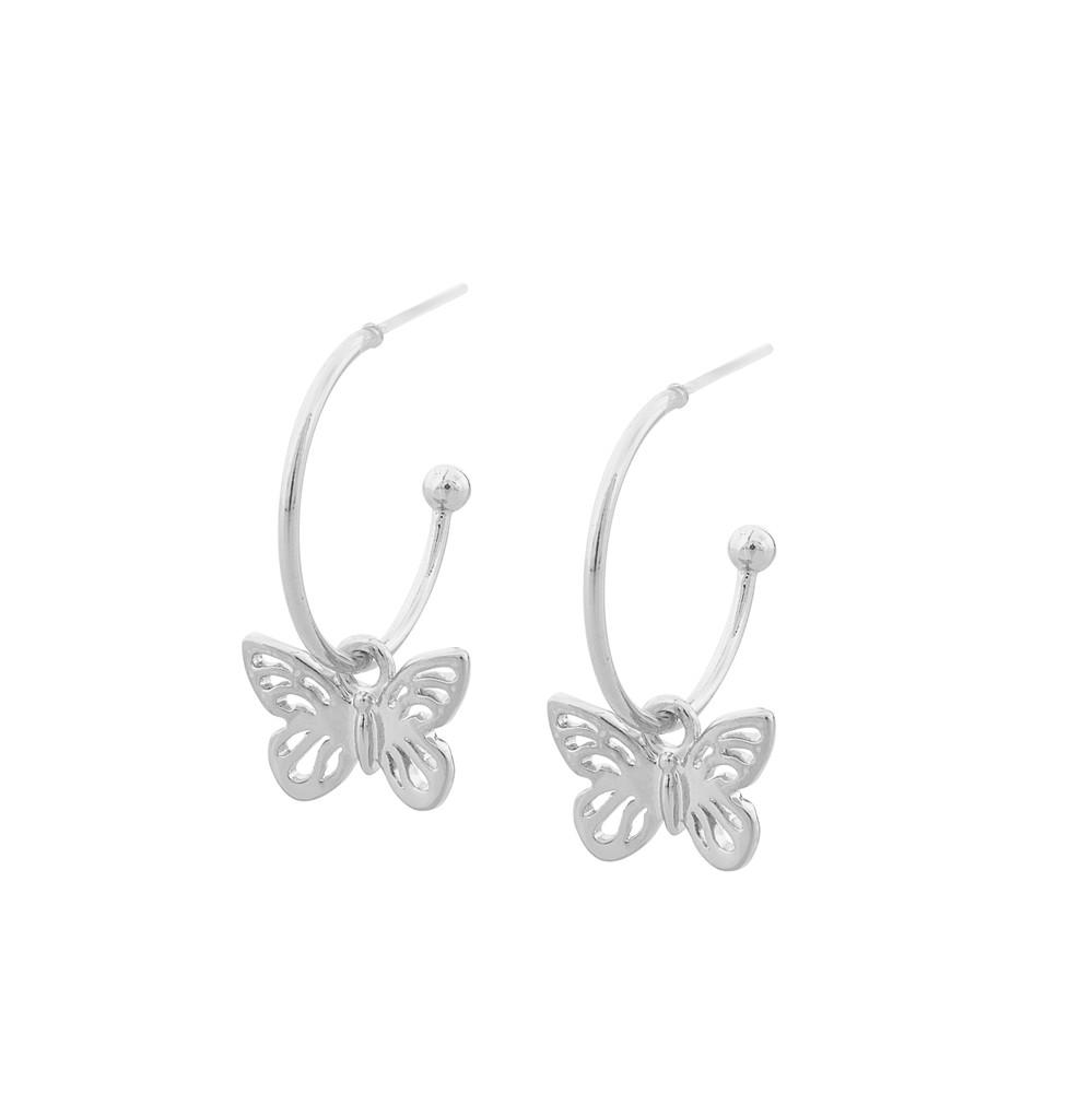 Mirabelle Oval Earring