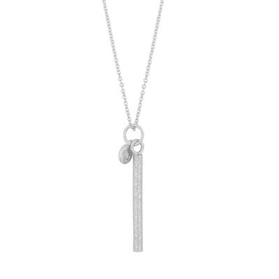 Lynx Short Pendant Necklace