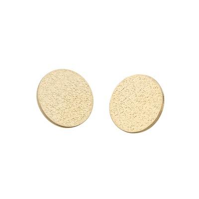 Lynx Coin Earring