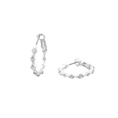 Charlene Small Ring Earring