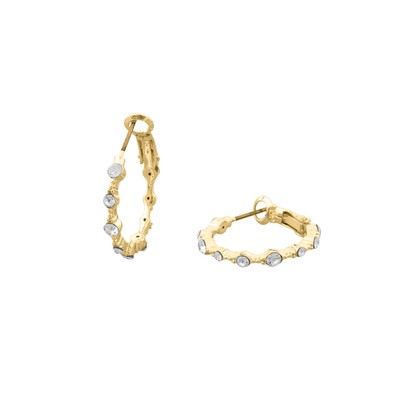 Charlene Small Ring Earring