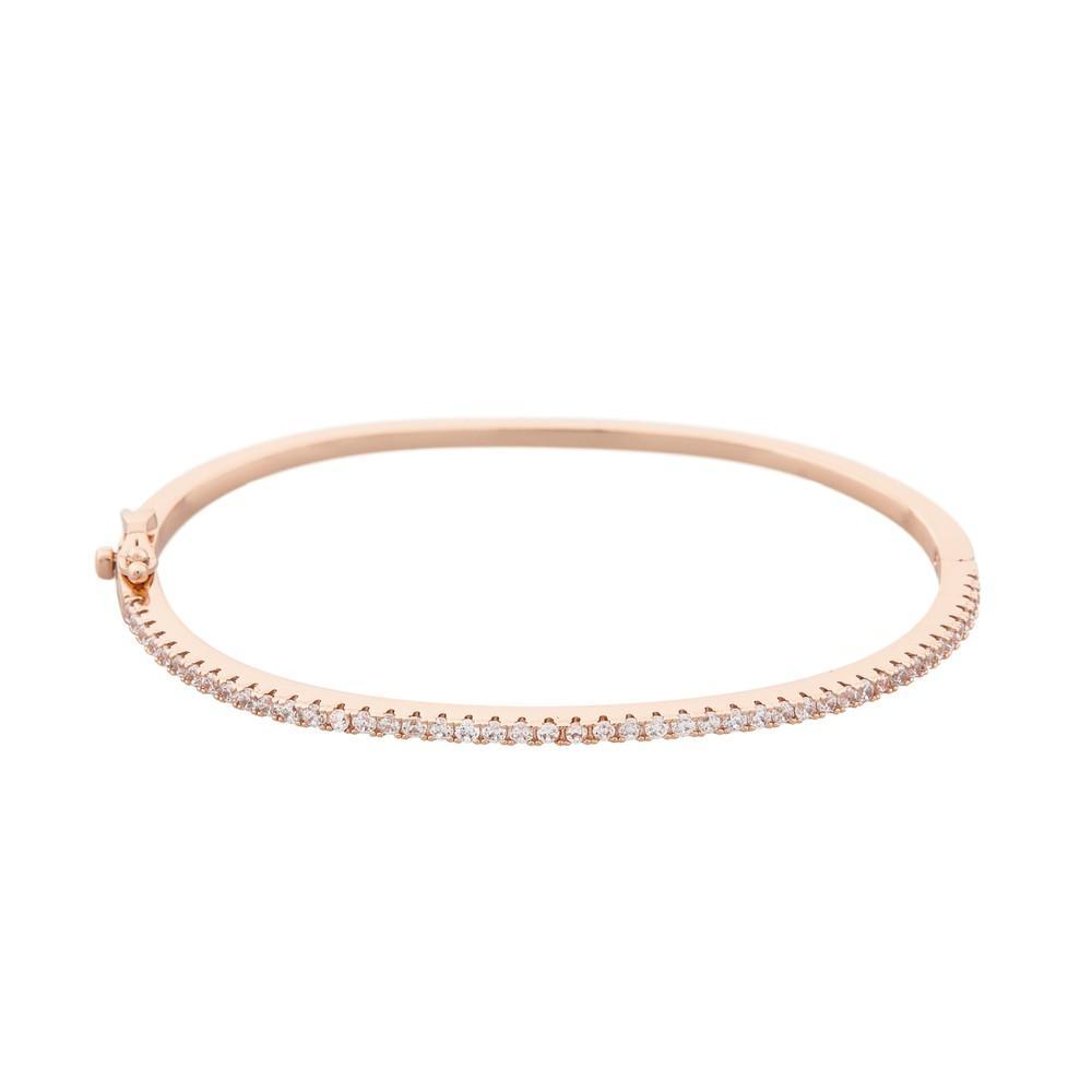 Corinne Oval Bracelet