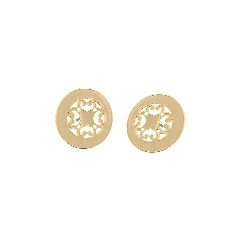 Rimii Small Round Earring