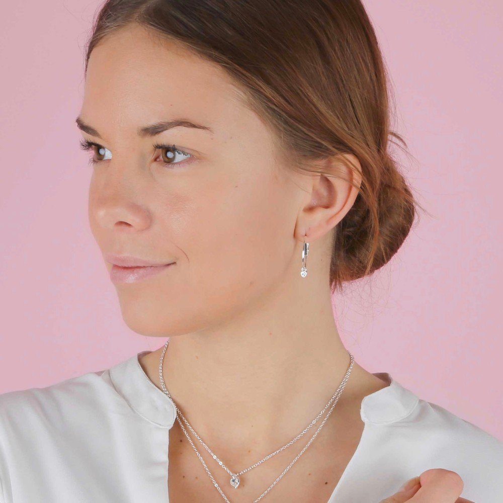 Mii Mini Round Earring