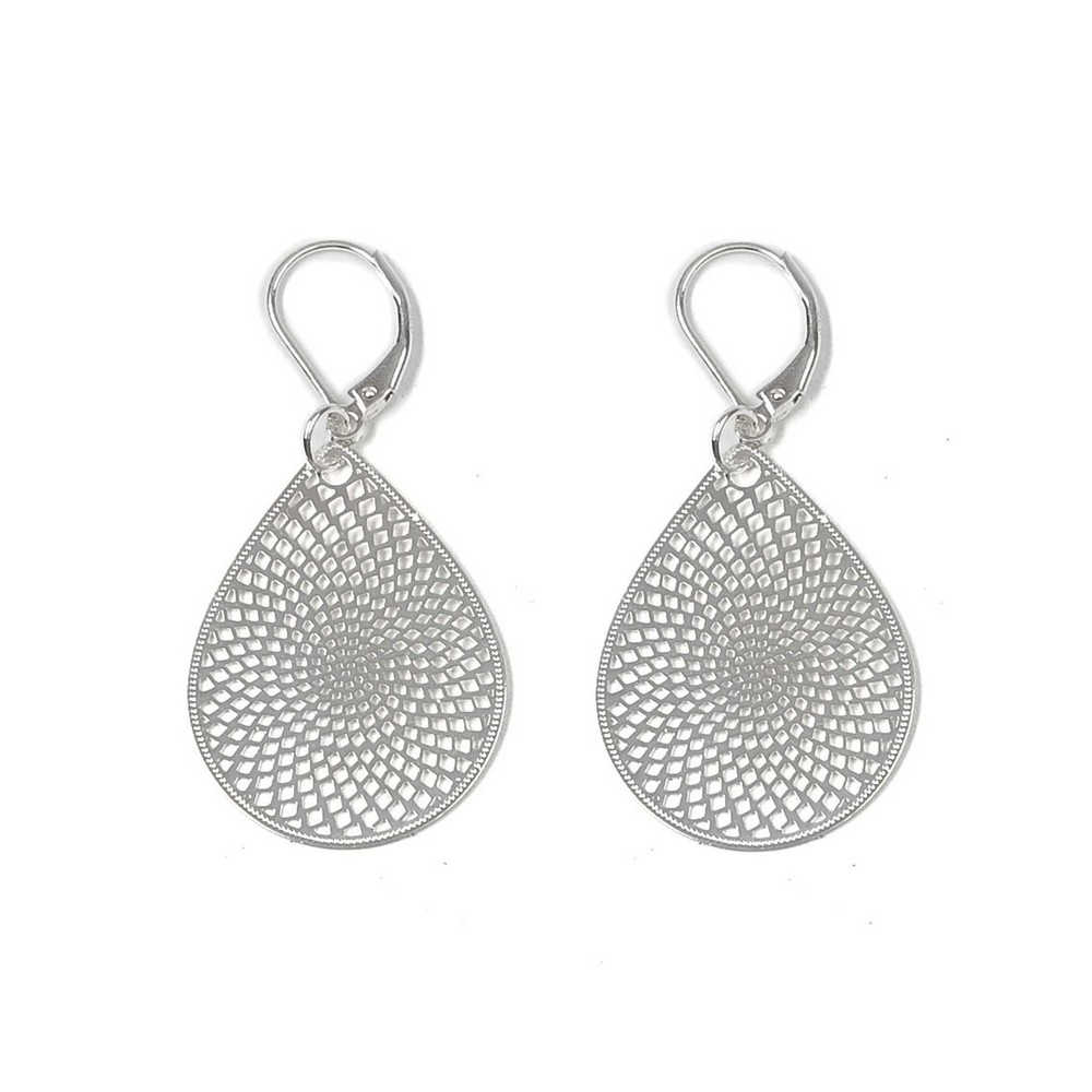 Jacqueline Small Pendant Earring