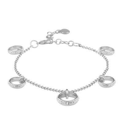 Gwen Charm Bracelet