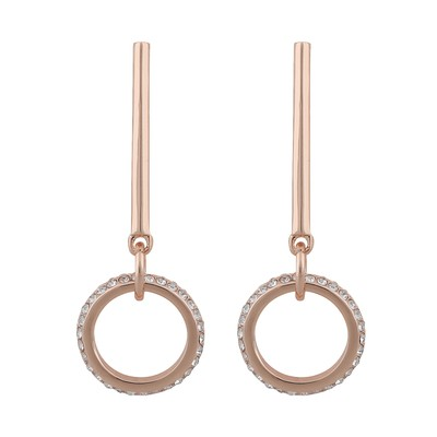 Gwen Small Pendant Earring
